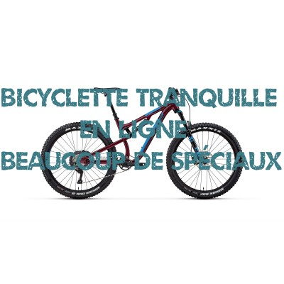 Bicyclette tranquille